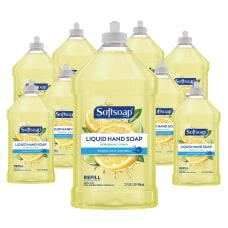 Softsoap Liquid Hand Soap Refills Fresh