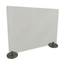Ghent Desktop Protection Screen Freestanding 24