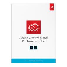 Adobe Creative Cloud Photography Plan 1