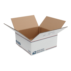 United States Post Office Shipping Boxes