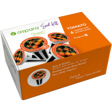 Aspara Cherry Tomato Seed Kit Kit
