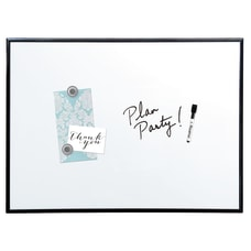 Quartet Magnetic Dry Erase Board With