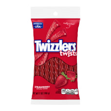 Twizzlers Strawberry Twists 7 Oz Case