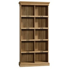 Sauder Barrister Lane Cubby Bookcase Tall
