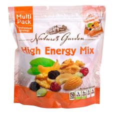NATURES GARDEN High Energy Mix Multipack