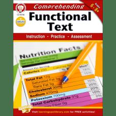 Mark Twain Comprehending Functional Text Workbook