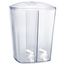 Amscan Plastic Double Beverage Dispenser 12