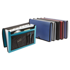 Office Depot Brand 7 Pocket Poly