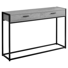 Monarch Specialties Accent Table With 2