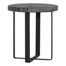 Powell Kirby Round Side Table 22