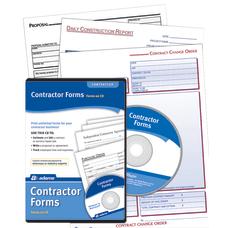 Adams Contractor Forms Disc