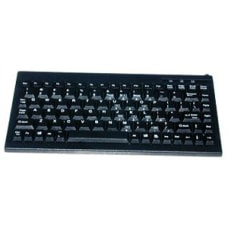 Solidtek Mini 88 Key Keyboard Black