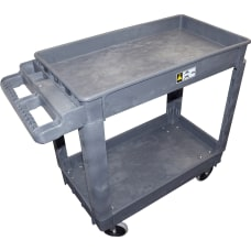 Impact Products 2 Shelf Utility Cart