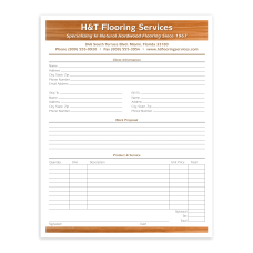 Custom Carbonless Business Forms Create Your