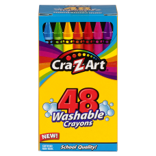 Cra Z Art Washable Classic Crayons