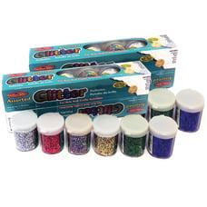 Charles Leonard Creative Arts Glitter Shakers