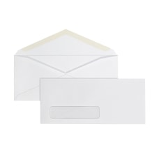 Office Depot Brand Window Envelopes Window