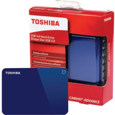 Toshiba Canvio Advance 1 TB Portable