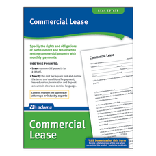 Adams Commercial Lease