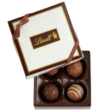 Lindt Chocolate Gourmet Truffles Sampler Box