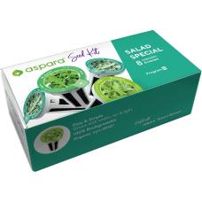 Aspara Salad Special Seed Kit Kit