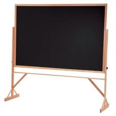 Quartet Reversible Easel Black Chalkboard 48