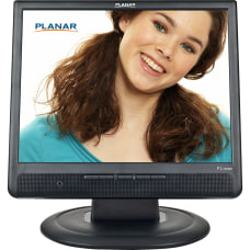 Planar PL1500M 15 XGA LCD Monitor