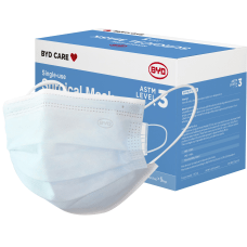 BYD Care Level 3 Surgical Masks