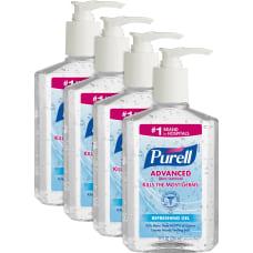 PURELL Instant Hand Sanitizer 8 fl