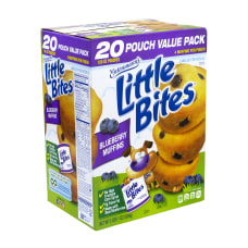 Entenmanns Little Bites Blueberry Muffins 33