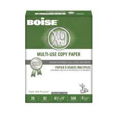 Boise X 9 3 Hole Punched