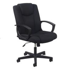 OFM Essentials Swivel Fabric Task Chair
