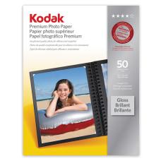 Kodak Premium Gloss Photo Paper Letter