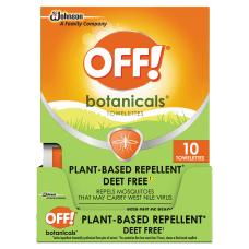 OFF Botanicals Insect Repellent 0123 Oz