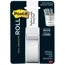 Post it Notes Full Adhesive Roll