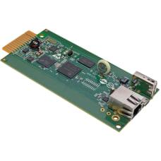 Tripp Lite Remote Control Cooling Management