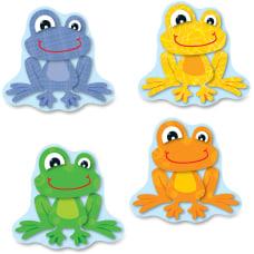 Carson Dellosa Education FUNky Frogs Cut