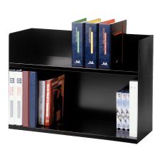MMF Industries Steelmaster 2 Tier Book