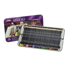 Derwent Studio Pencil Set Assorted Colors