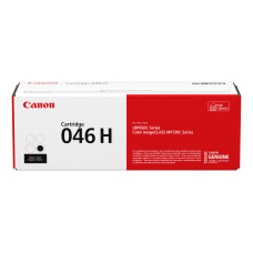 Canon 046H High Yield Black Toner