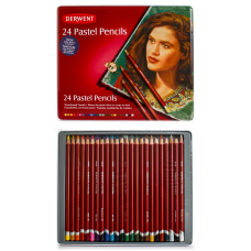 Derwent Pastel Pencil Set Assorted Colors