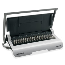 Fellowes Star Comb Binding Machine