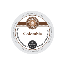 Barista Prima Coffeehouse Colombia Coffee Single