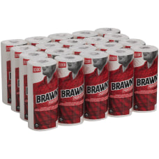Brawny Professional D400 2 Ply Perforated