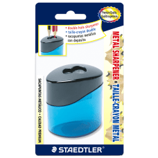 Staedtler 2 Hole Metal Pencil Sharpener