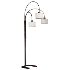Kenroy Home Crush Arc Floor Lamp