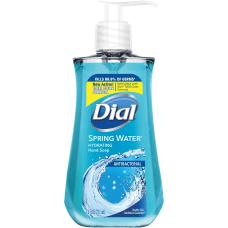 Dial Spring Water Antibaterial Hand Soap