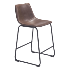 Zuo Modern Smart Counter Chair Vintage