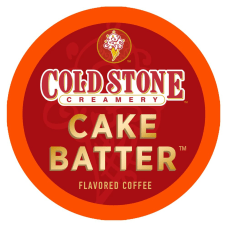 Cold Stone Creamery Enticing Cake Batter