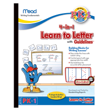 Mead Academie Jr Learn To Letter